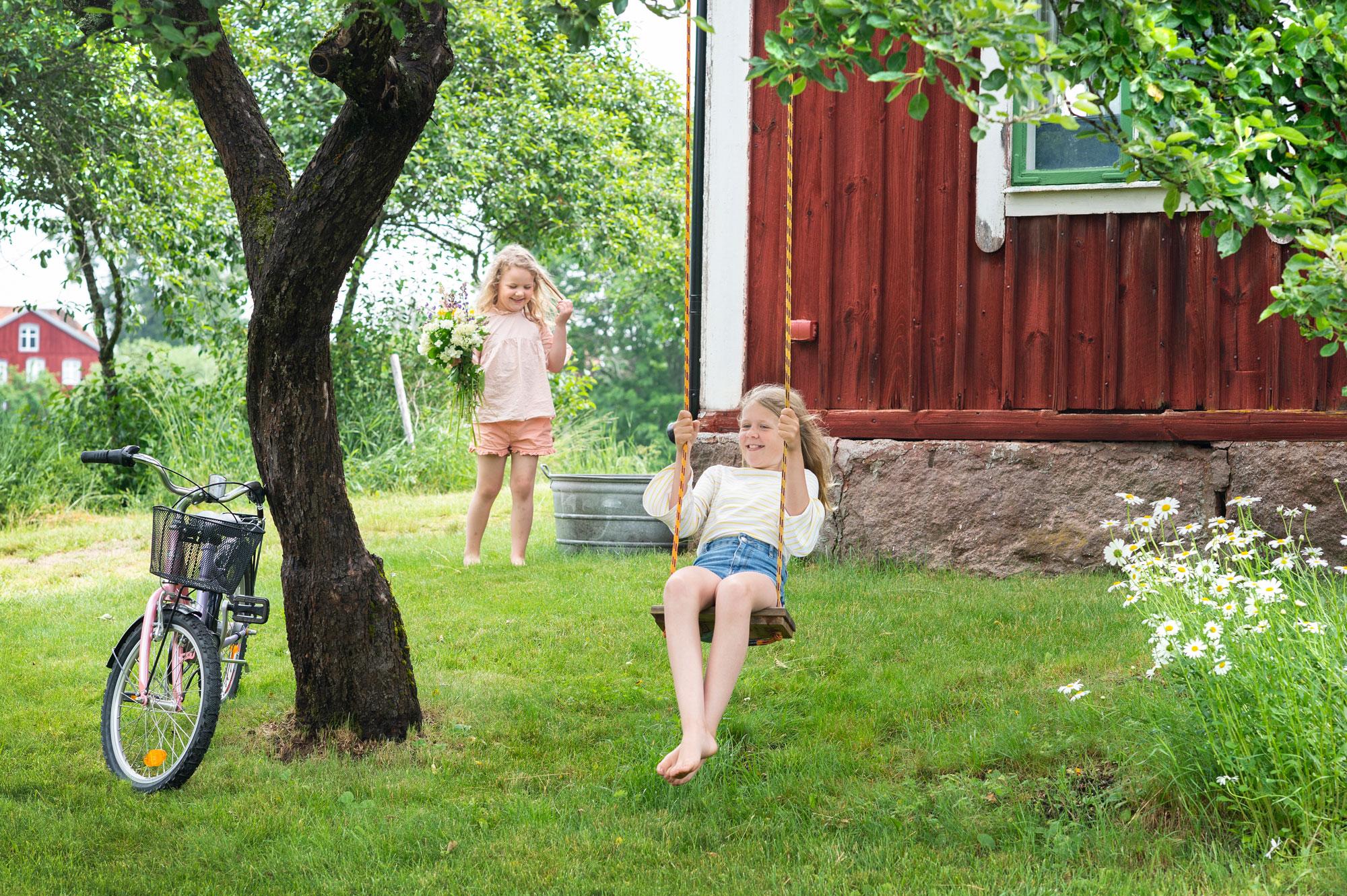 Familjenöjen och familjeaktiviteter för stora och små i Småland