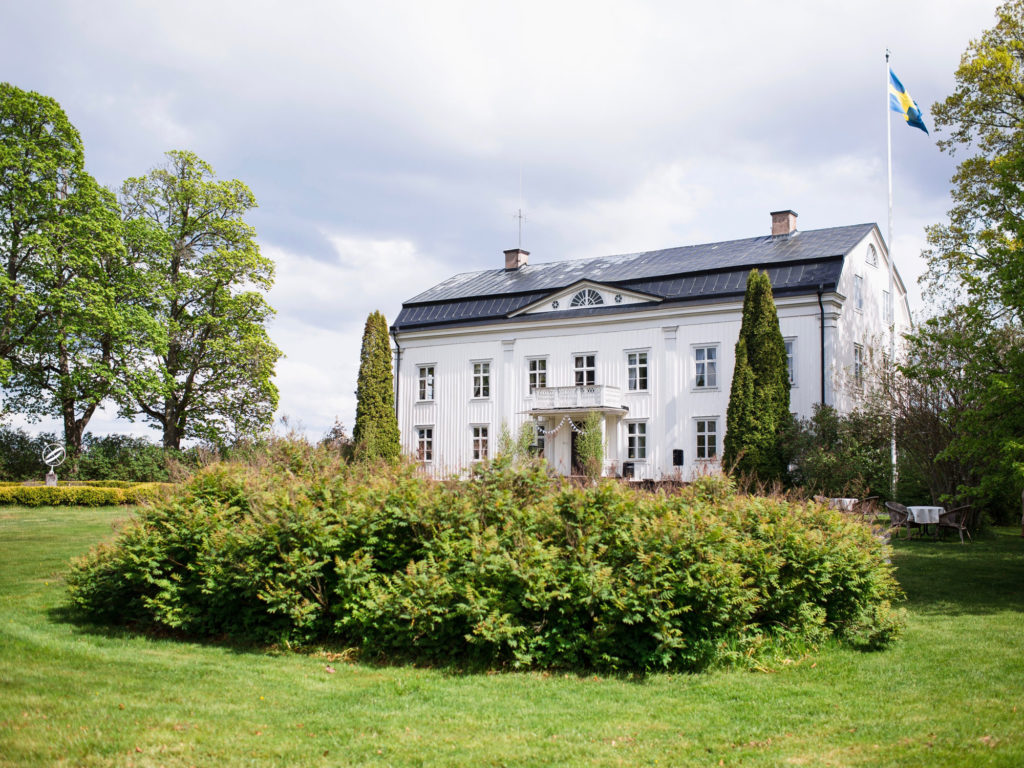 Wallby Säteri i Småland